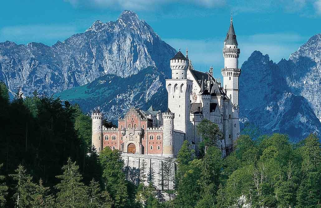 Ausflugsziele Ostallgäu Schloss Neuschwanstein
