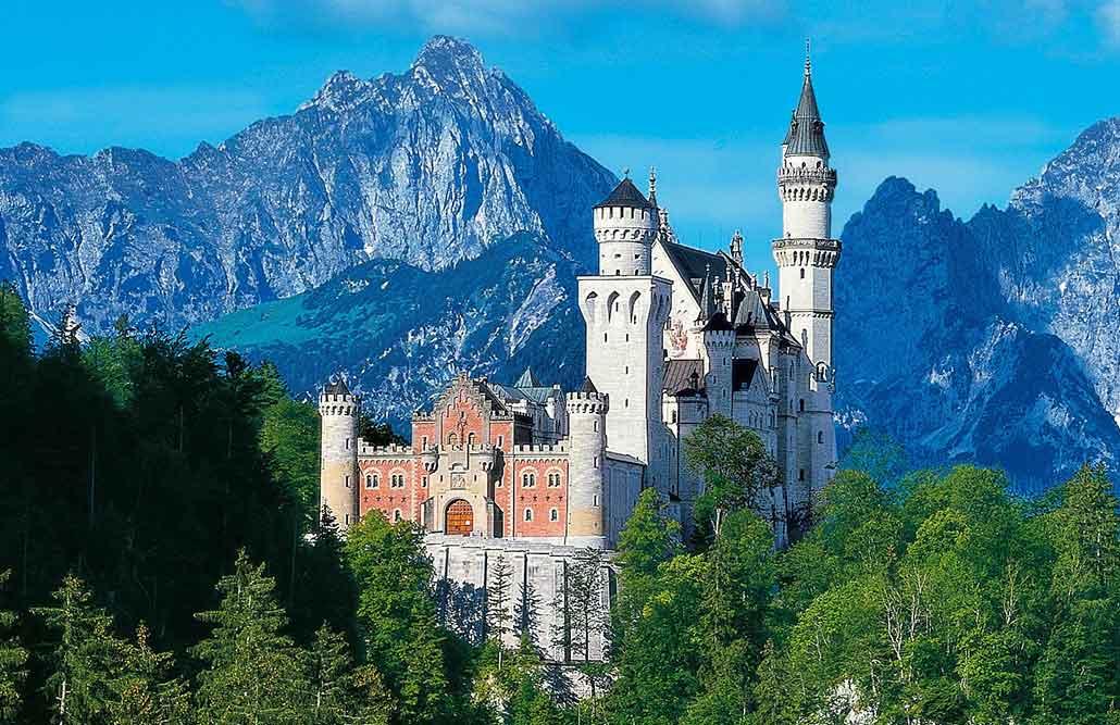 Sehenswürdigkeiten Ostallgäu Schloss Neuschwanstein