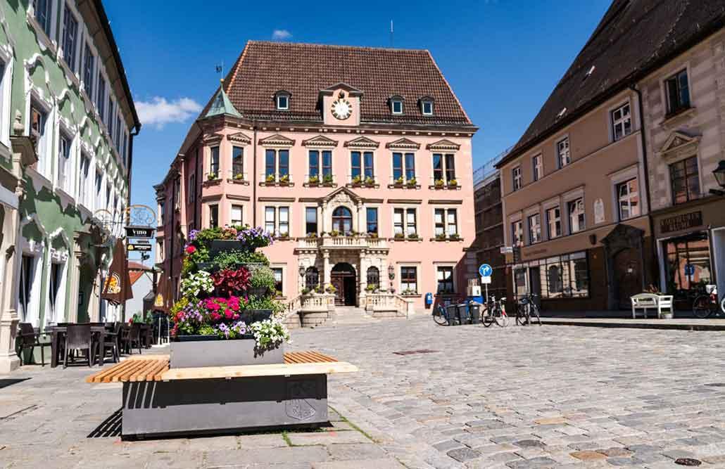Stadtführung Kaufbeuren Rathaus
