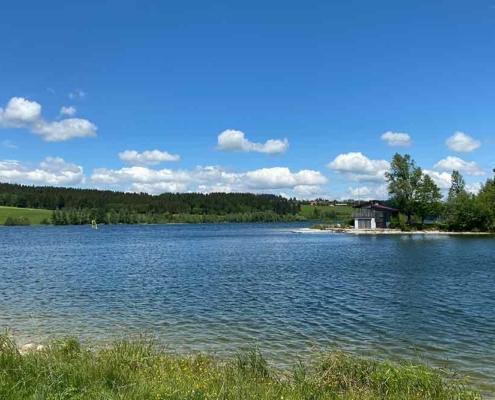 Rottachsee oder Rottachspeicher