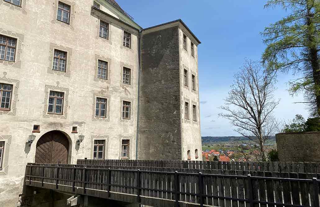 Schloss Bad Grönenbach im Unterallgäu bei Memmingen