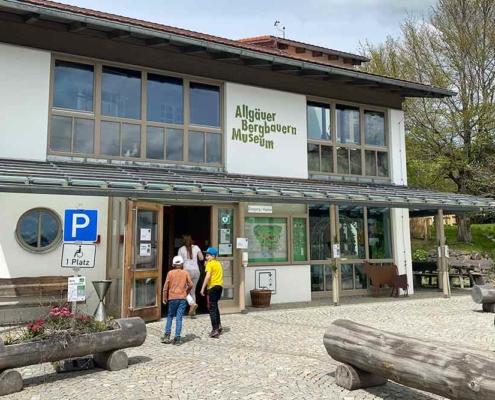 Bergbauernmuseum Diepolz im Allgäu bei Immenstadt