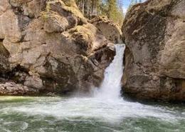 Ausflugsziel Allgäu Buchenegger Wasserfälle