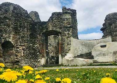 Burgen im Allgäu Alttrauchburg