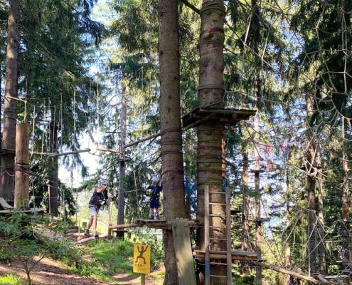 Kletterwald Allgäu