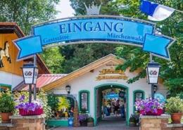 Wandern mit Kindern Allgäu | Märchenwald Schongau Tierpark Streichelzoo Füssen Ostallgäu