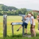 Wandern mit Kindern Allgäu | Naturerlebnisweg Bad Grönenbach im Unterallgäu