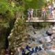 Sehenswürdigkeit Sonthofen Starzlachklamm Wandern im Allgäu Ausflugsziele