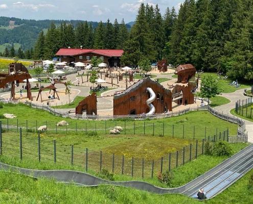 Abenteuerspielplatz Allgäu