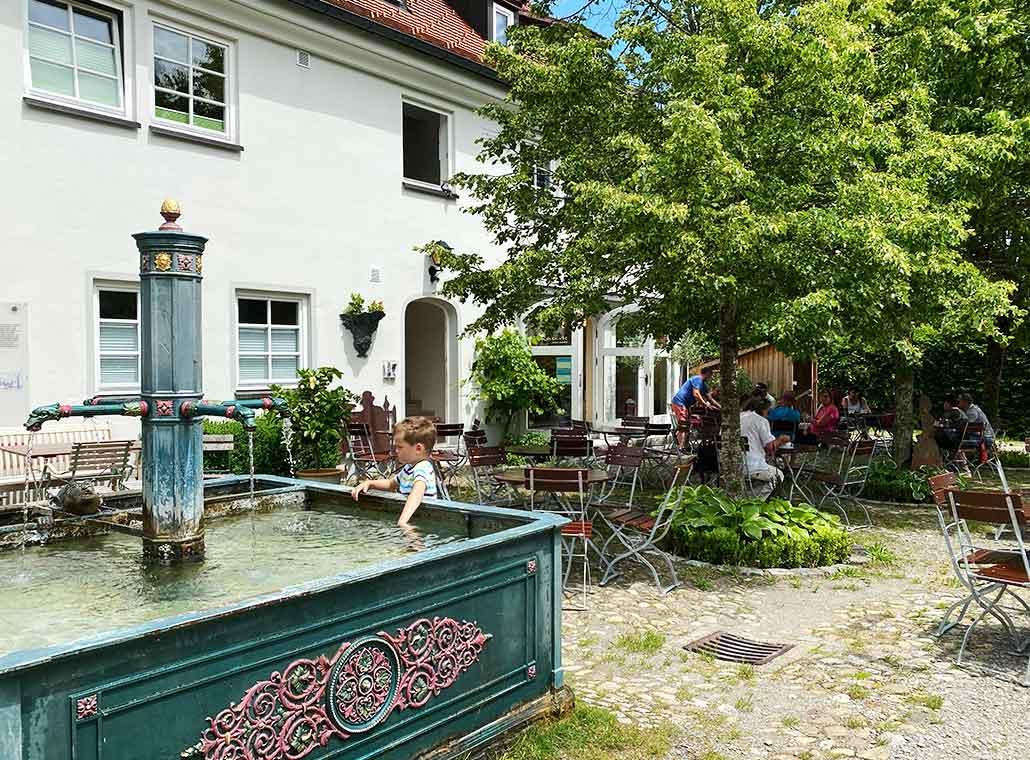 Ausflugsziele Allgäu Glasbläserdorf Schmidsfelden