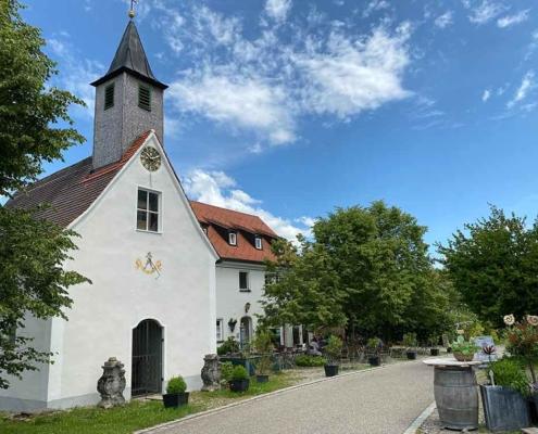 Glasbläserdorf Schmidsfelden