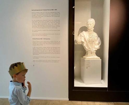 Museum der bayerischen Könige in Schwangau bei Füssen im Allgäu