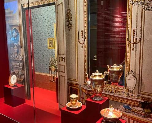 Museum der bayerischen Könige in Schwangau AUsstellung