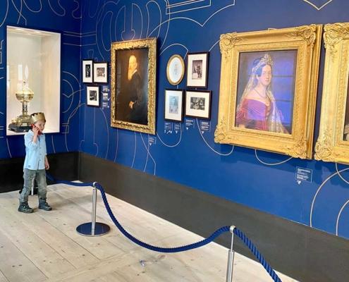 Museum der bayerischen Könige in Schwangau bei Füssen im Allgäu Galerie