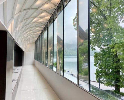 Museum der bayerischen Könige Ausblick auf Alpsee Schwangau