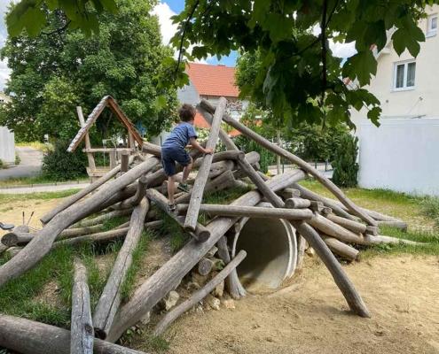 Spielplatz Mindelheim