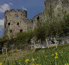 Ausflugsziele Schloss Allgäu Burg