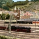 Miniwelt Oberstaufen Dampflokomotive