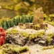 Miniwelt Oberstaufen Burgruine