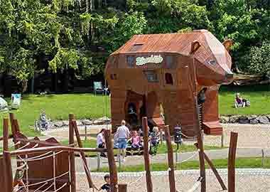 Abenteuerspielplatz Allgäu Spielplätze