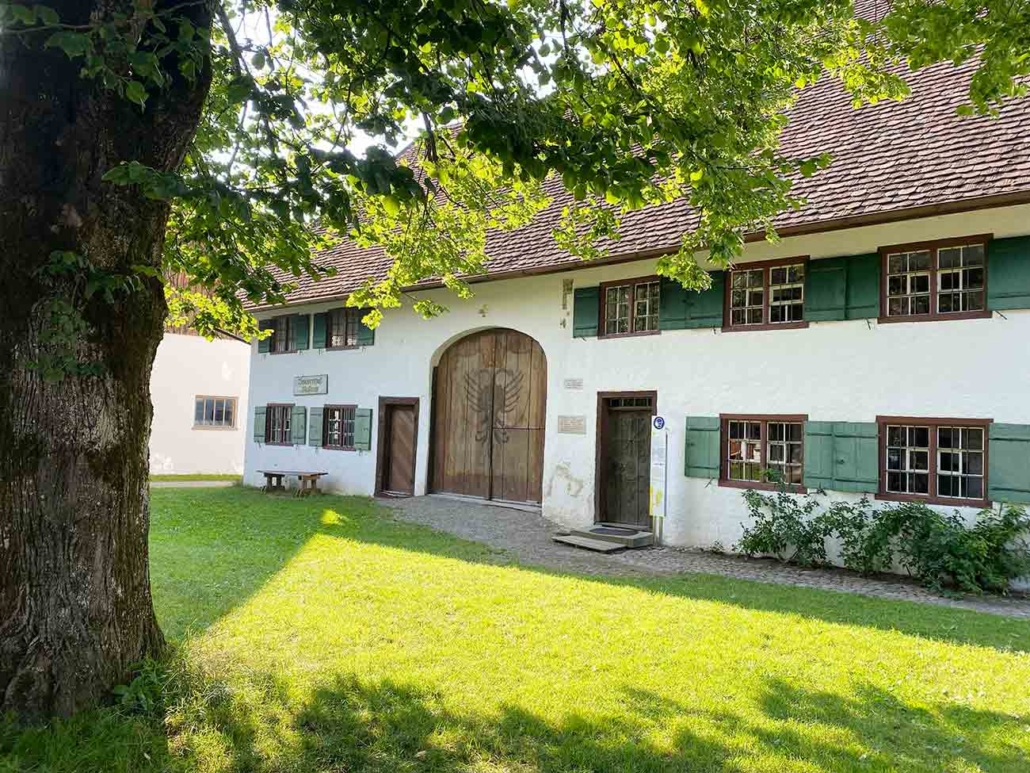 Schwäbisches Bauernhausmuseum Illerbeuren
