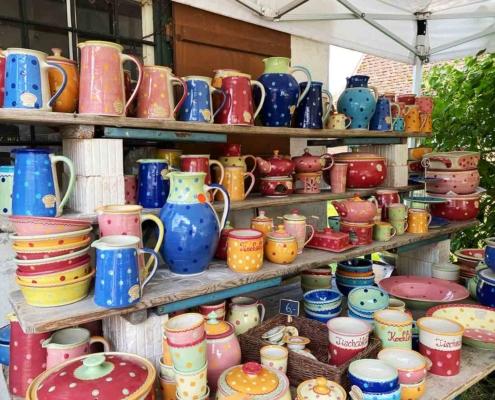 Schwäbisches Bauernhofmuseum Illerbeuren Keramik