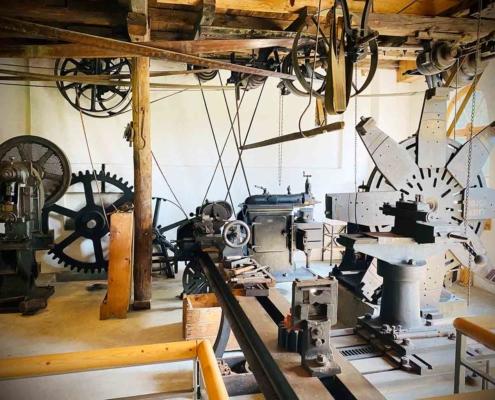 Schwäbisches Bauernhofmuseum Illerbeuren Wassermühle