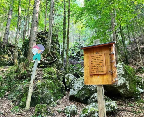 Bergwalderlebnispfad Füssen