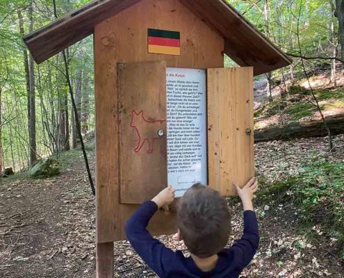 Bergwaldpfad Füssen Zauberwald