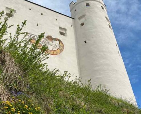 Hohes Schloss Füssen Turm