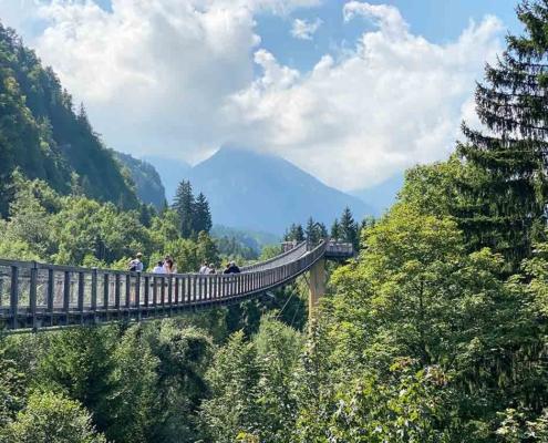 Hängebrücke Füssen