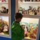 Mini Mobil Museum Sonthofen Puppen