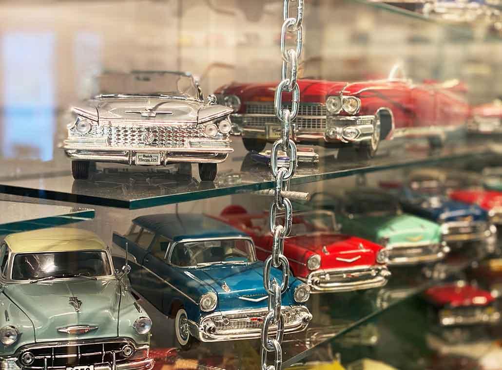 Mini Mobil Museum Sonthofen Straßenkreuzer