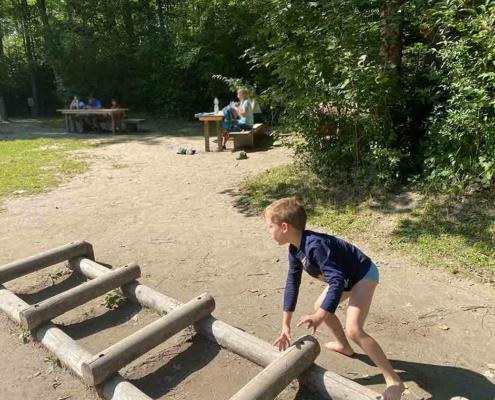 Spielplatz Füssen Auwaldpfad