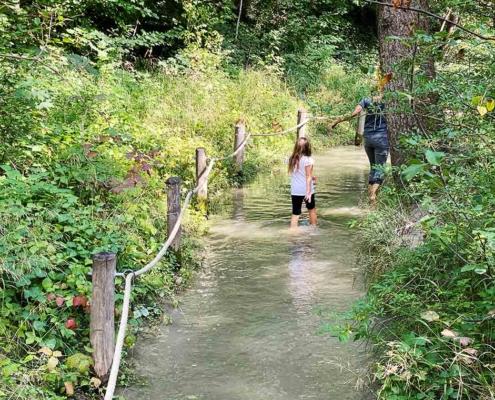 Walderlebniszentrum Füssen Auwaldpfad